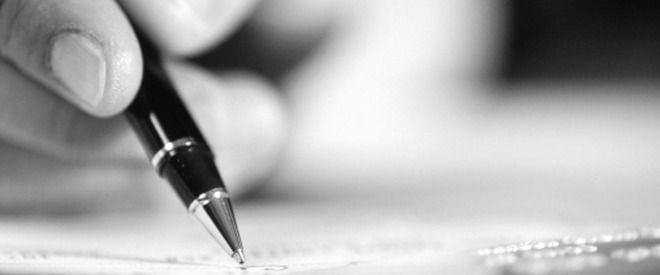 Dacă ai ceva de spus, scrie!